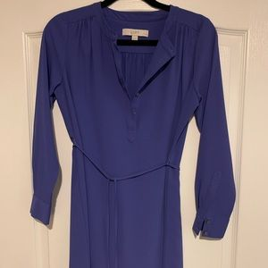 Ann Taylor Loft Shirt Dress
